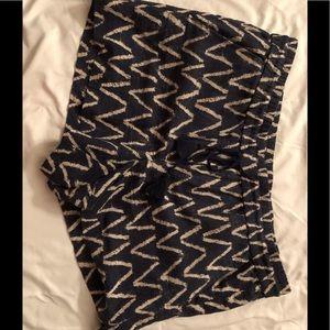 Loft elastic waist with tassel tie's